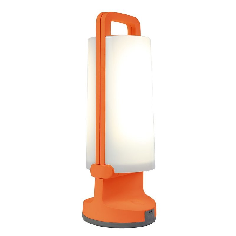 Dragonfly Portable Solar Light - Orange/