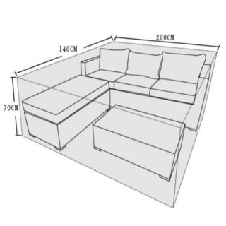 Suzie Sofa Set Cover