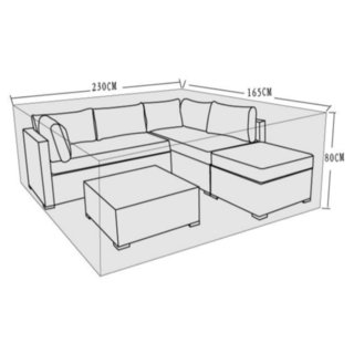 Savannah Sofa Set Cover