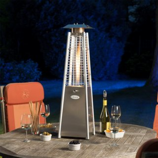 Chantico Flame Table Top Patio Heater