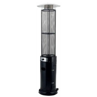 Emporio Flame Patio Heater - Black