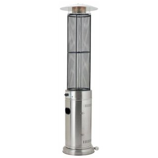 Emporio Flame Patio Heater - Stainless Steel