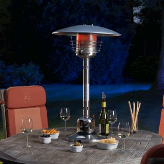 Sirocco Table Top Patio Heater
