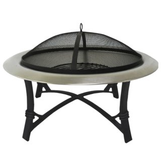 Prima Stainless Steel Bowl Fire Pit