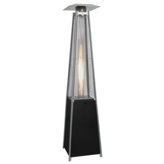 Tahiti Flame Patio Heater - Black
