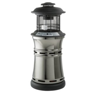 Santorini Real Flame Patio Heater