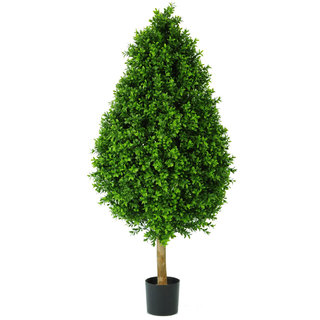 Artificial Topiary New Buxus Tower 60cm
