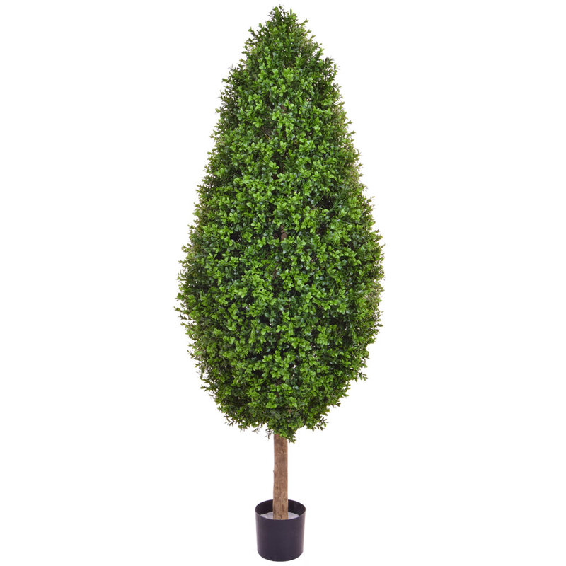 Artificial Topiary New Buxus Tower 150cm/