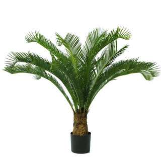 Artificial Cycas Palm 120cm UVSILX (UV)