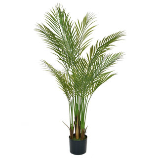 Artificial Areca Palm 150cm (Fire Retardant & UV)