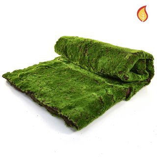 Artificial Topiary Moss Mat 100x200cm (Fire Retardant)