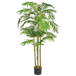 Artificial Palm Areca Contract Green 150cm