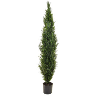 Artificial Topiary Cedar Mini Pine 150cm (UV)