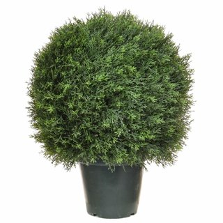 Artificial Topiary Cedar Ball 60cm