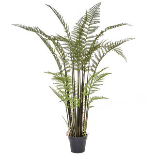 Artificial Tall Fern Plant 155cm
