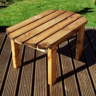Kids Outdoor Wooden Dining Table