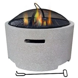 Adena MGO Fire Pit & Cooking Grill