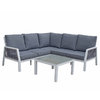 Bettina 5 Seat Corner Sofa Set/