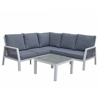Bettina 5 Seat Corner Sofa Set