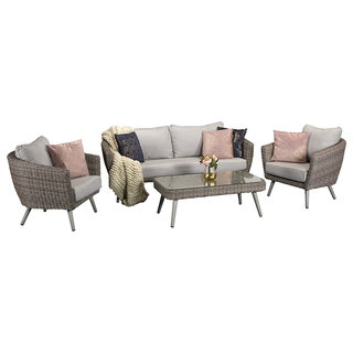Alexandra Five Seater Sofa Set