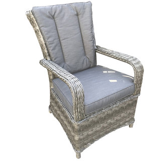 Victoria Boxey Back Arm Chair