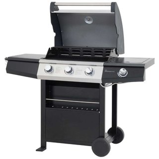 St. Vincent 3 + 1 Gas BBQ Grill