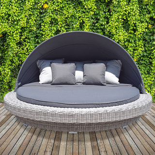 Alexandra Large Round Daybed
