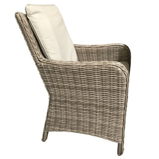 Alexandra High Back Armchair