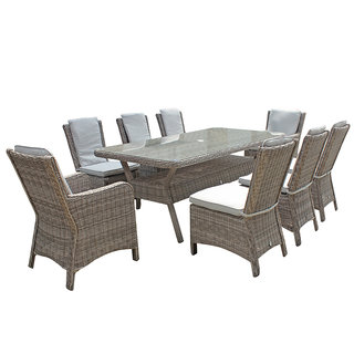 Alexandra Rectangular Dining Table 200 x 100cm