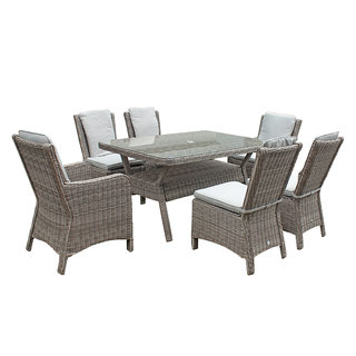 Alexandra Rectangular Dining Table 150 x 100cm