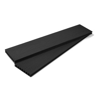 Charcoal Composite Decking Board - 3.6m