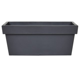 V-Pot Lofly Case Anthracite Planter 18x39x16cm