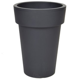 V-Pot Lofly Slim Anthracite Pot 39x29x29cm