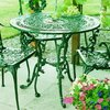 Coalbrookdale 81cm Table - Green/