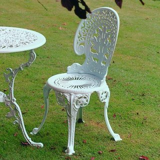 Coalbrookdale Chair - White