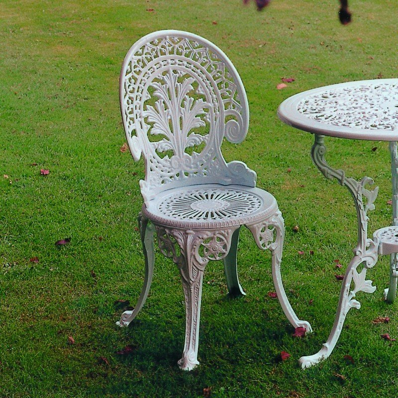 Coalbrookdale Chair - White/