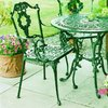 Grape Carver Chair - Green/