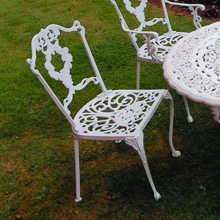 Grape Diner Chair - White