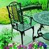 Victorian Carver Chair - Green/