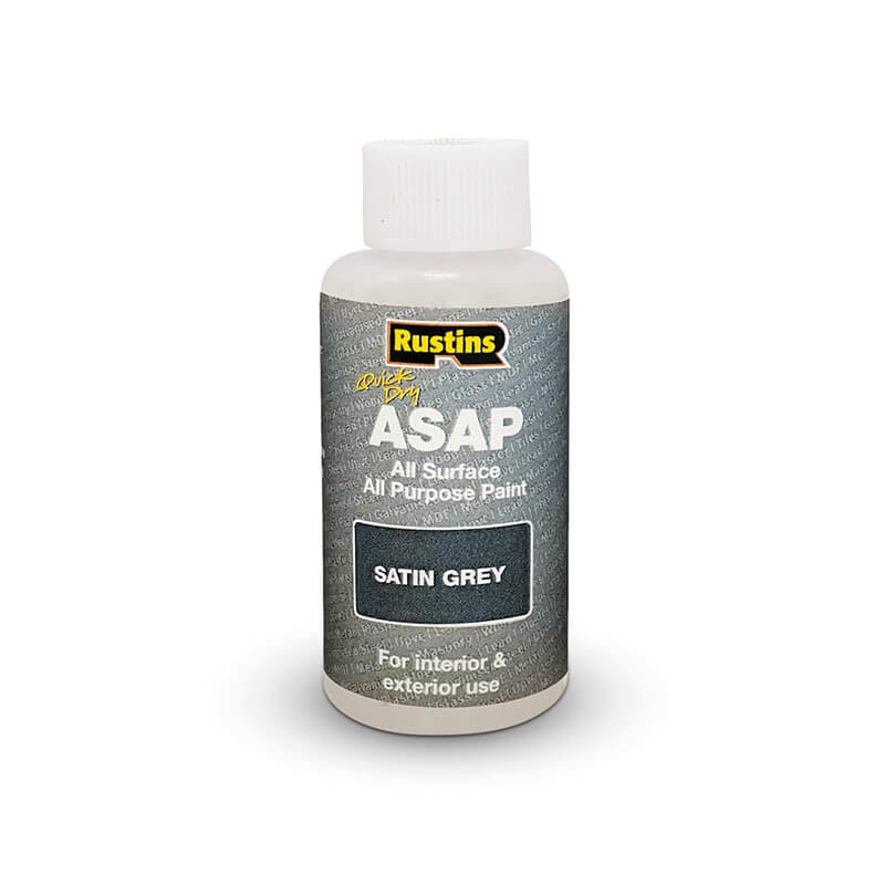 Rustins ASAP Quick Dry All Surface All Purpose Paint/