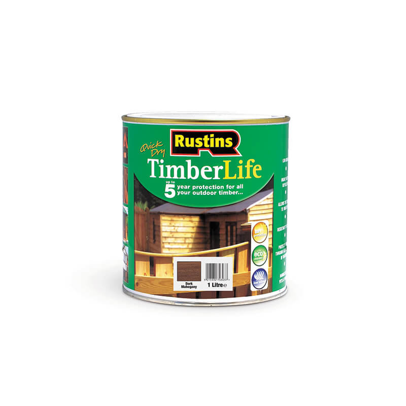 Rustins Quick Dry Timberlife/