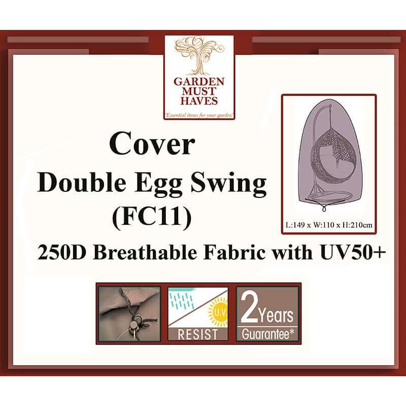 Double Egg Swing Cover/