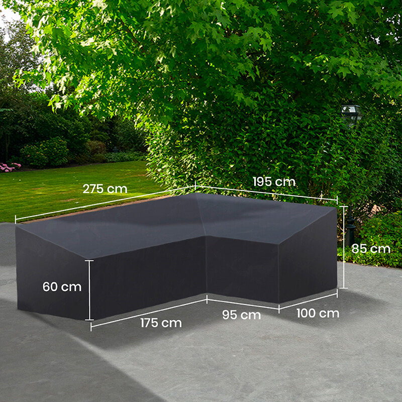Life Lounge L-Shaped Cover Left (275x195cm)/